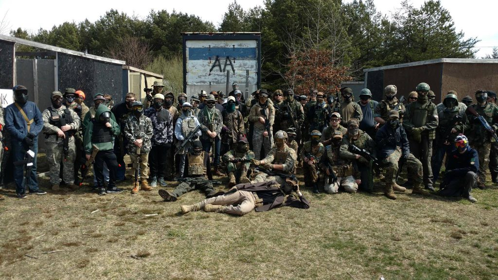 Photo courtesy of Augusta Airsoft LLC