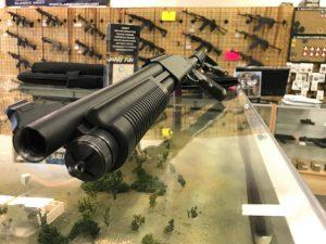 Jag Arms TS Shotgun GBB Tri shot