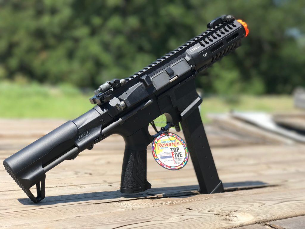 arp9 g and g airsoft gun aeg smg