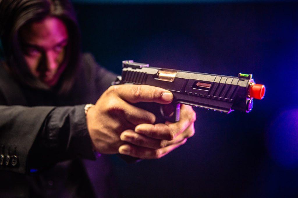 KLI Baba Yaga Shooting