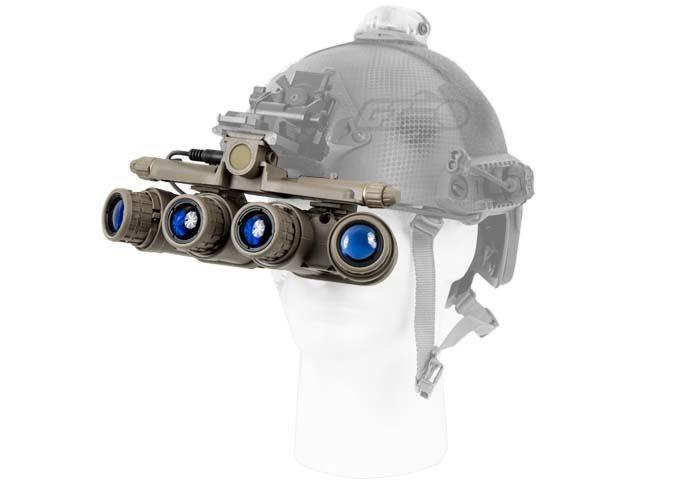 Lancer Tactical Gpnvg 18 Dummy Night Vision Goggle Black