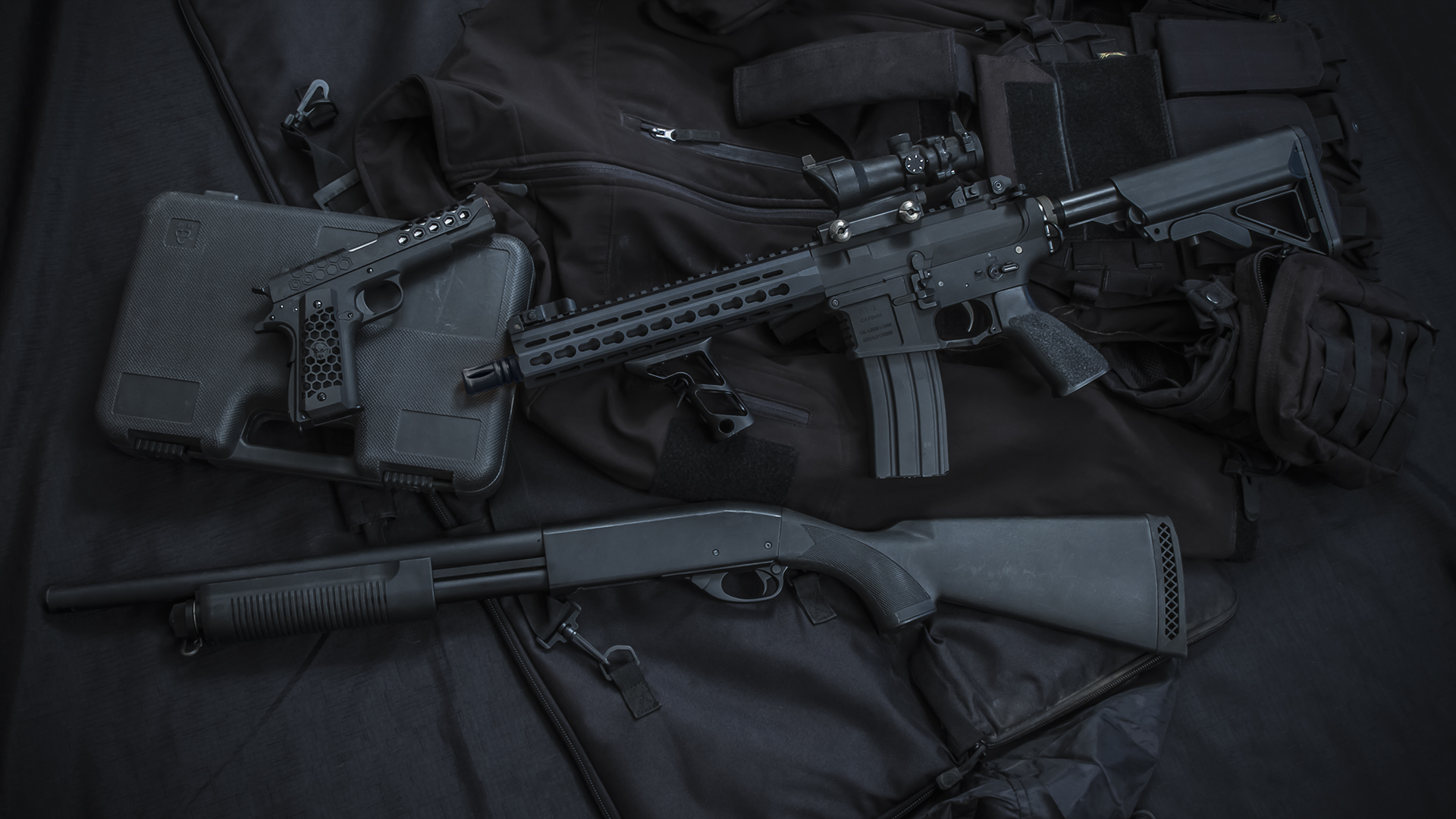 The JG SP3-A3 full metal gearbox AEG rifle has unparalleled performance advantages due to its versatile design and gearbox/motor set-up. JG has tweaked the internals for optimum.