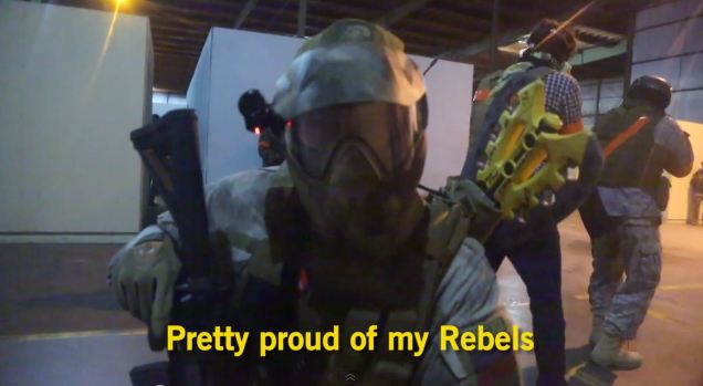 proud of my rebels